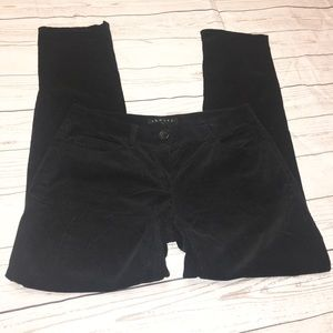 Black Theory Suede Pants